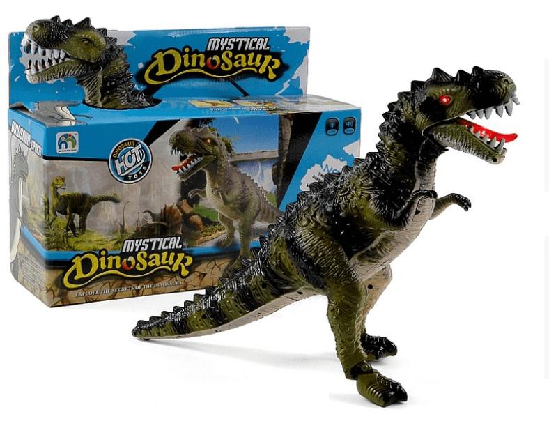 Dinosaurus, chodiaci a svietiaci