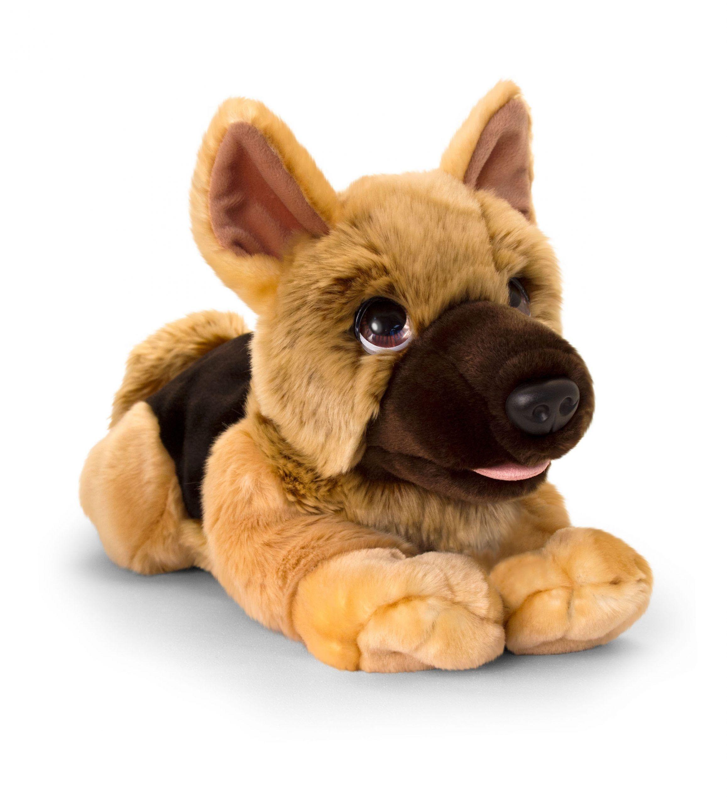 Plyšový pes vlčiak