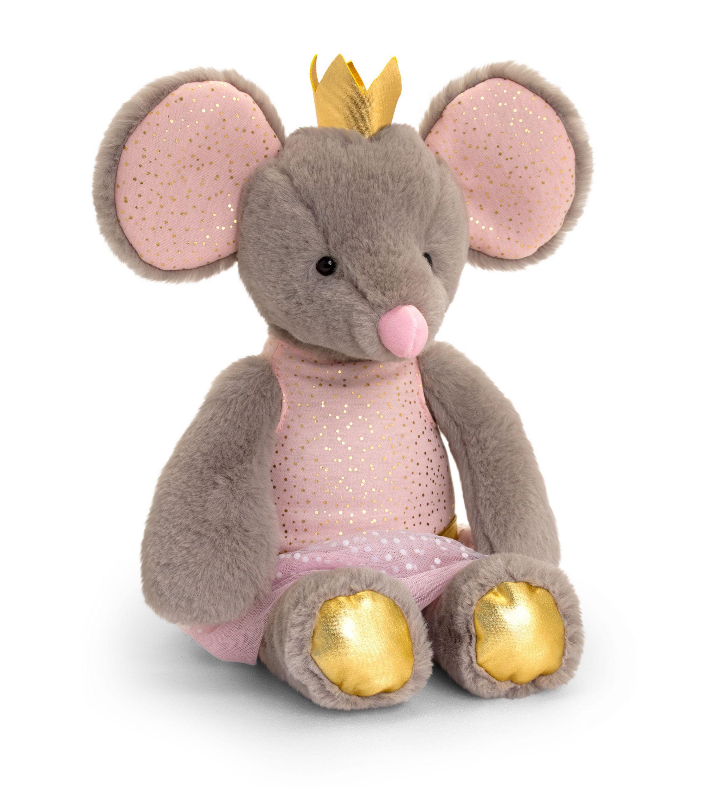 Plyšová myška Confetti