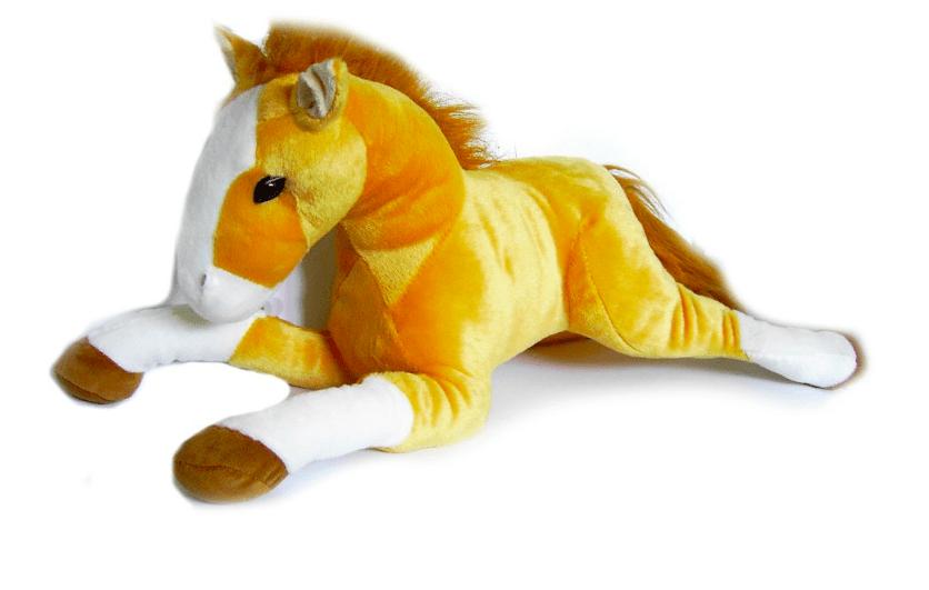 Plyšový kôň veľký