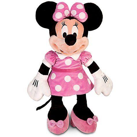 Minnie Mouse plyšová postavička