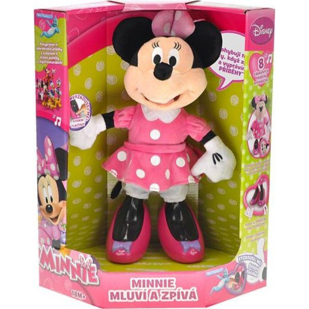 Tancujúca Minnie