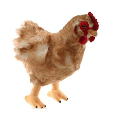 Plyšová sliepka
