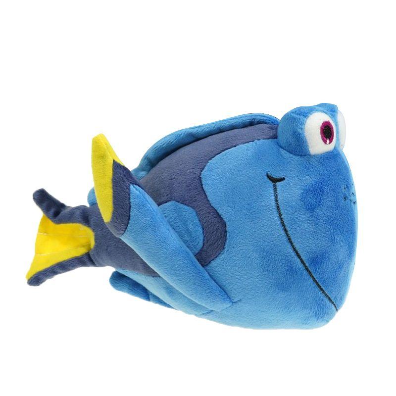Plyšová ryba modrá